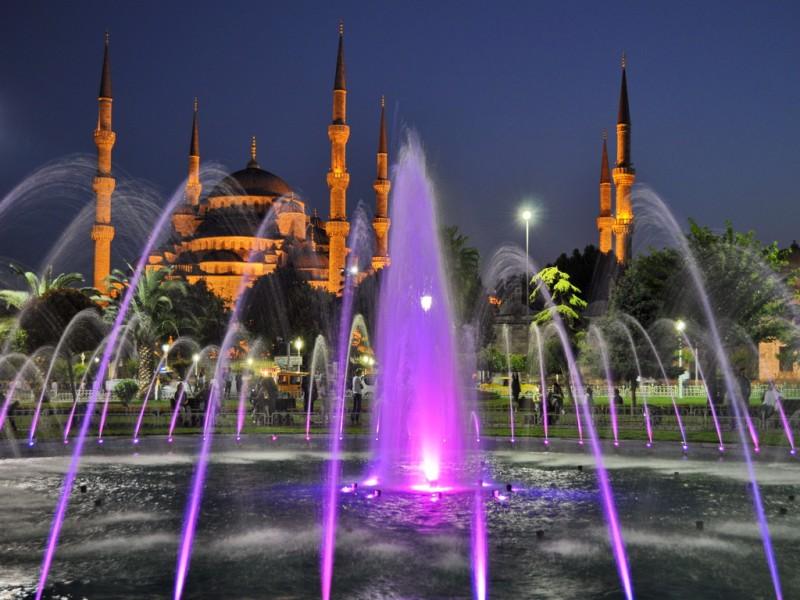 6 Days Magic Line Turkey Tour