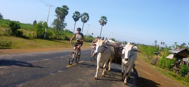 Siem Reap Cycling 5days