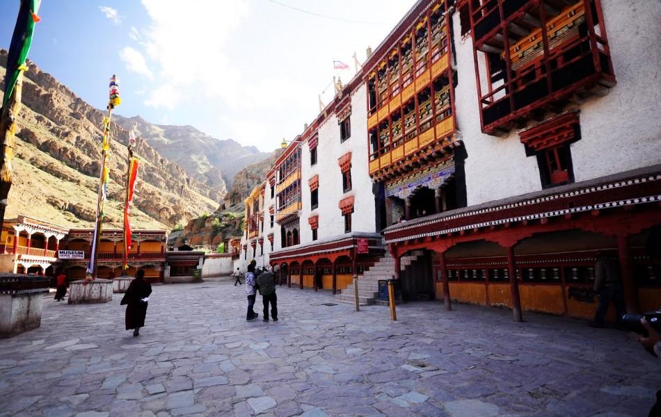 Hemis Monastery Museum - Thi