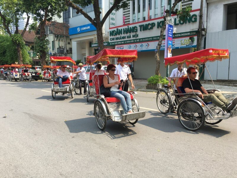Hanoi - city tour (B)