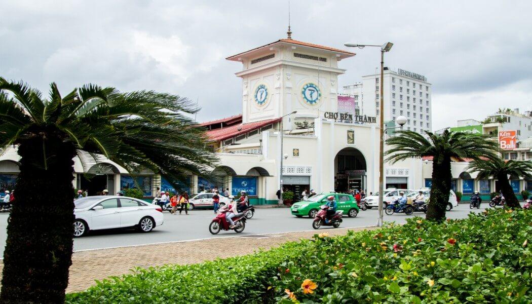 Ho Chi Minh City - Arrival