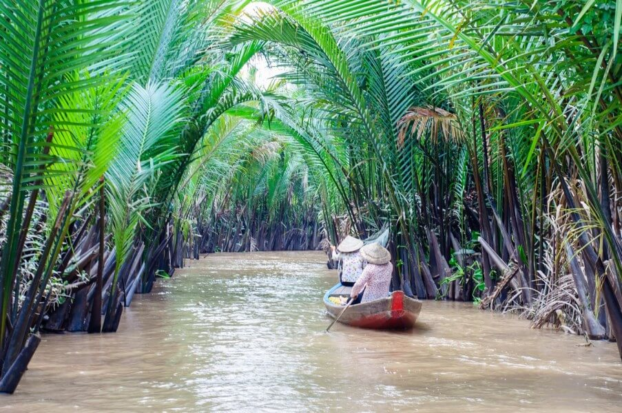 Mekong Delta - My Tho and Be