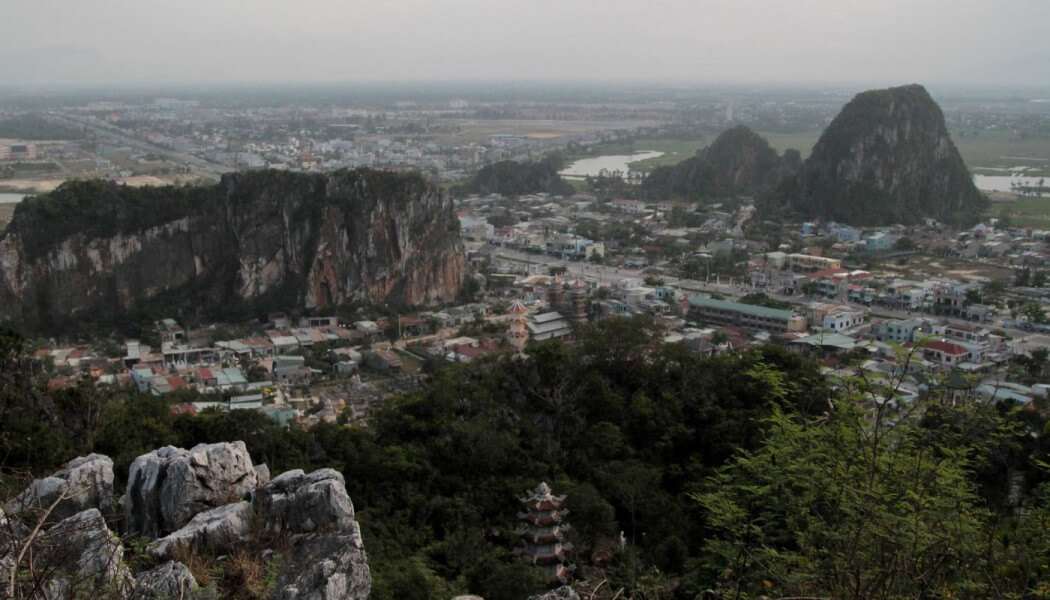 Da Nang - Marble Mountain -