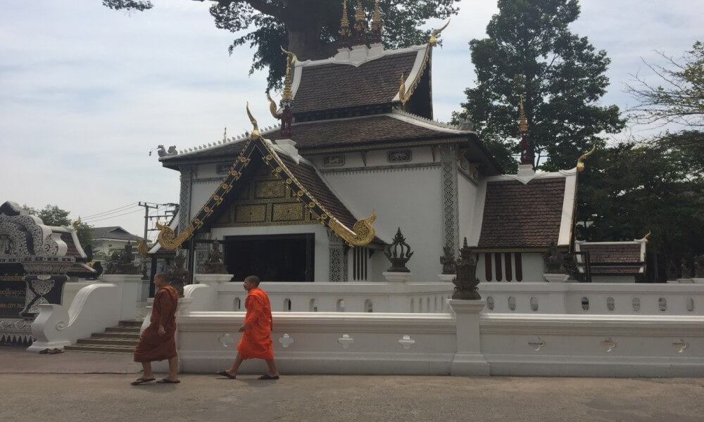 Chiang Mai – City Temples To