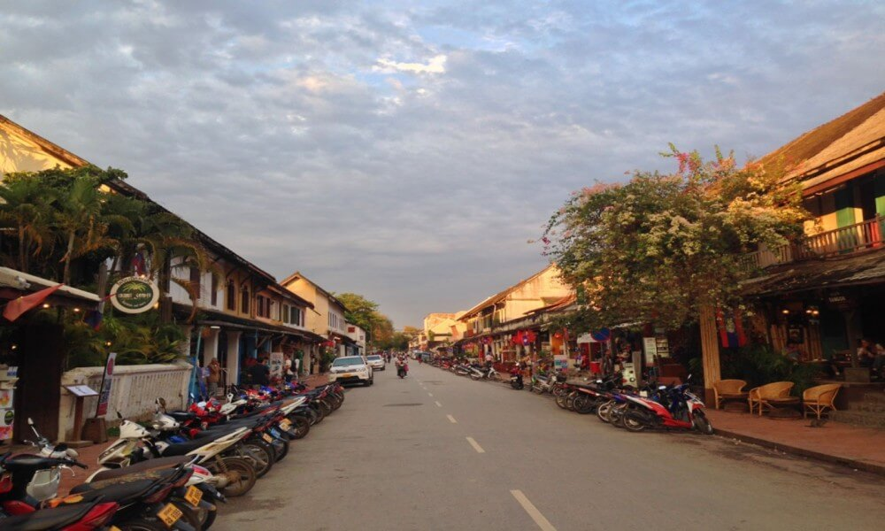 Chiang Mai – Fly to LuangPra