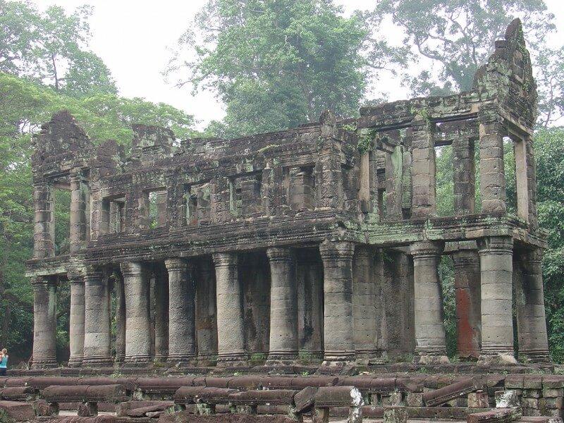 8 days/7 nights Angkor tour