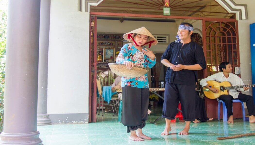 Mekong Delta - Cai Be
