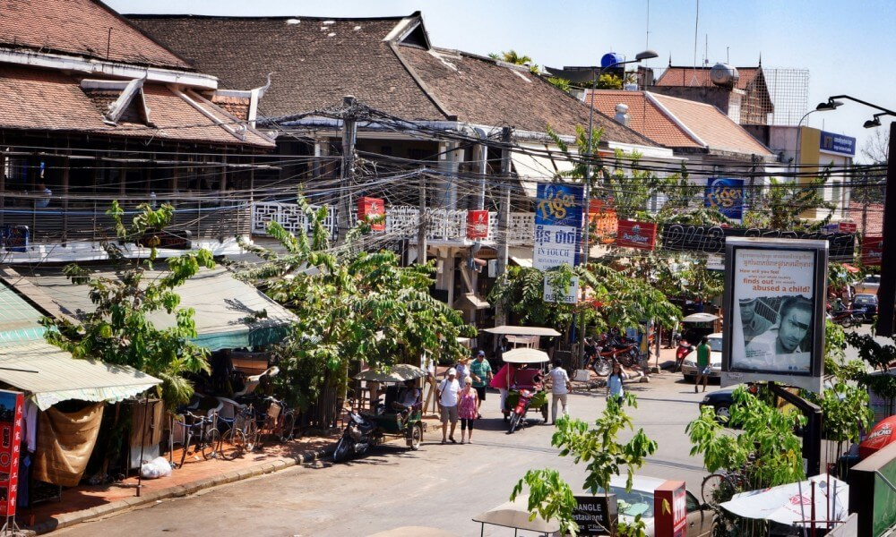 Siem Reap – Free day