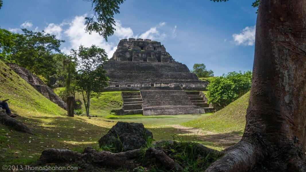 Maya World Heritage