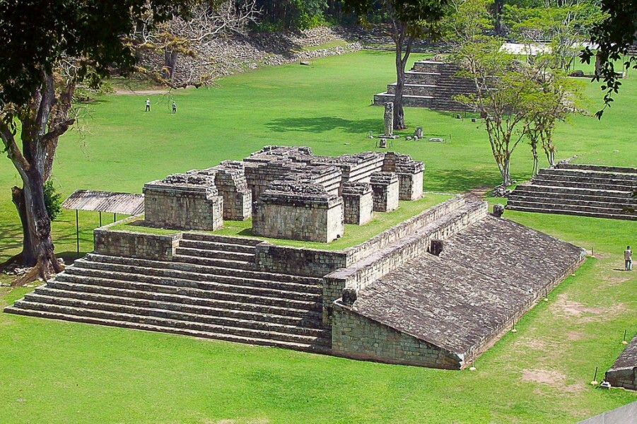 Maya World Heritage