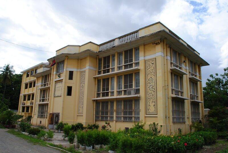 Phnom Penh City tour [B-L-]