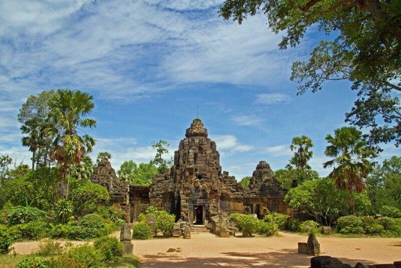 Heritage Cambodia 12days