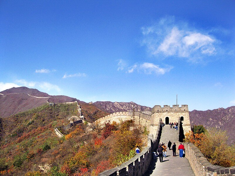 8-Day Golden Triangle Tour: Beijing, Xian & Shanghai