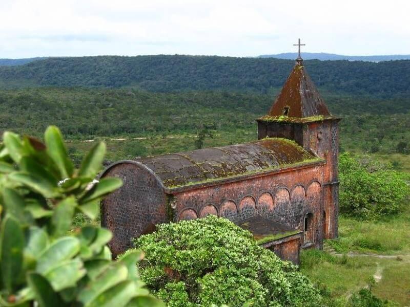 Kampot – Bokor [B-L-]