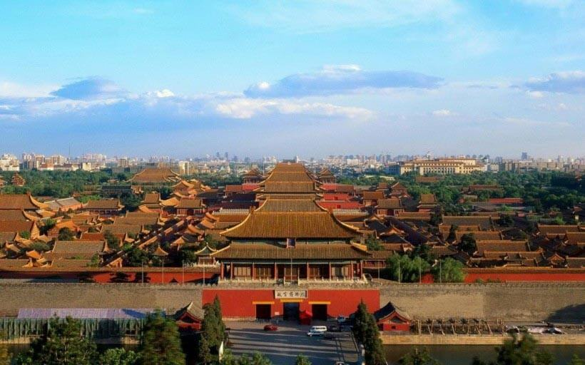 "Beijing- ""Imperial Capital to Olympic City"""