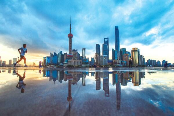 Shanghai-International Metropolises of china