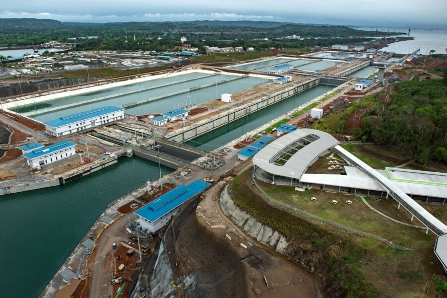 8 Days Panama Canal Expansion