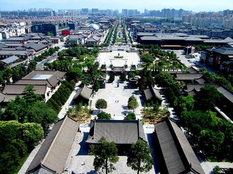 12-Day China Essences with Chengdu Pandas