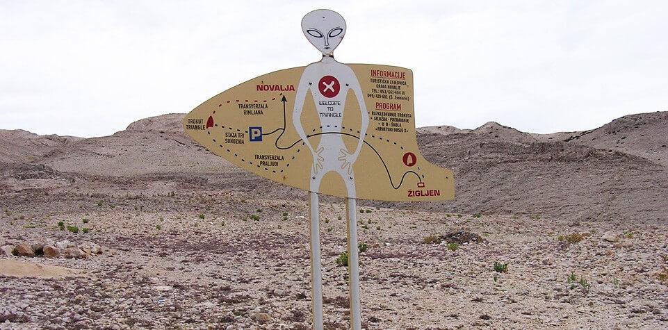 UFO tour