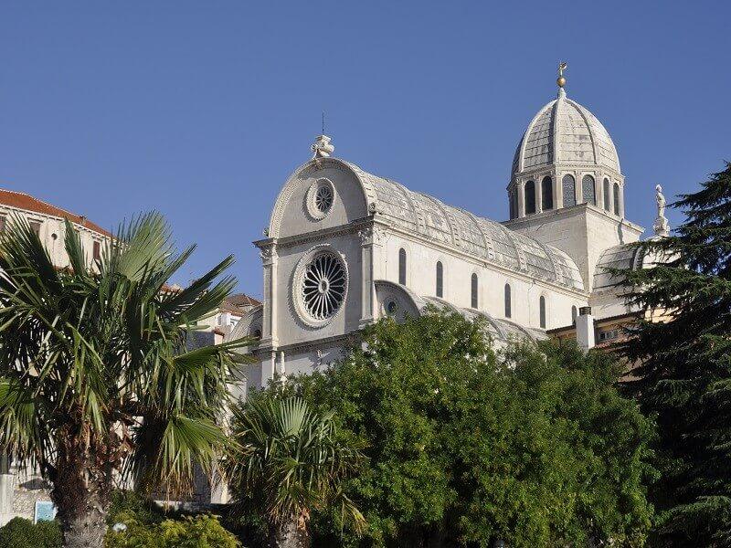 Zadar - Krka - Šibenik