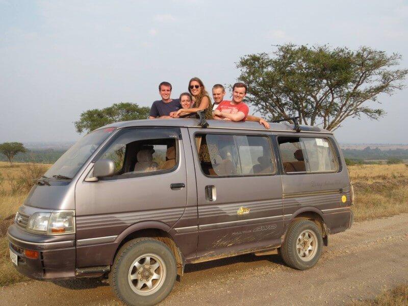 15 Days - Rwenzori Hike, Wildlife and Adventure