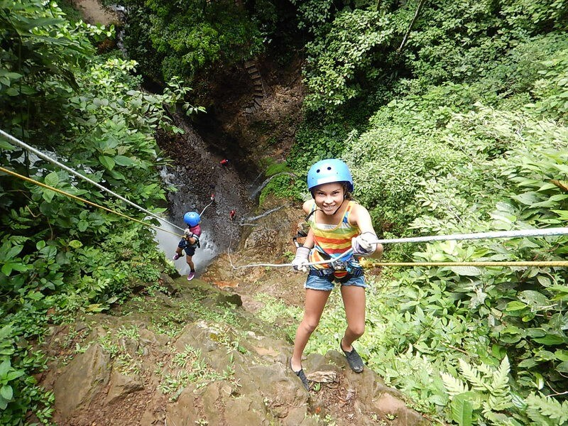 Family Adventure in Costa Rica