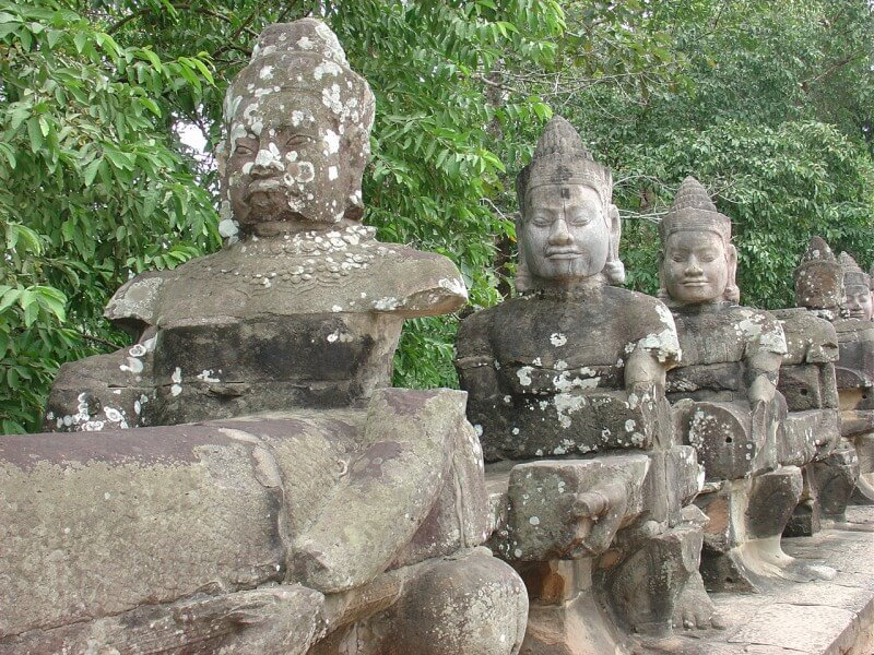 6 days/5 nights Phnom Penh-Battambang-Siem Reap