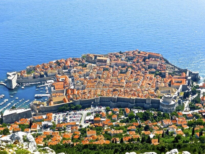 Stone pearls of Dalmatia
