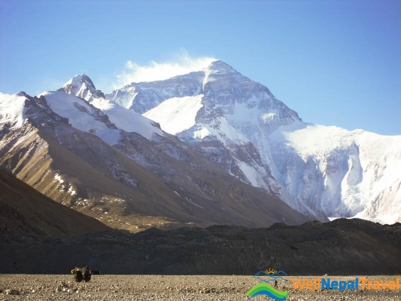 8 Days Tibet Tour with Everest Base camp