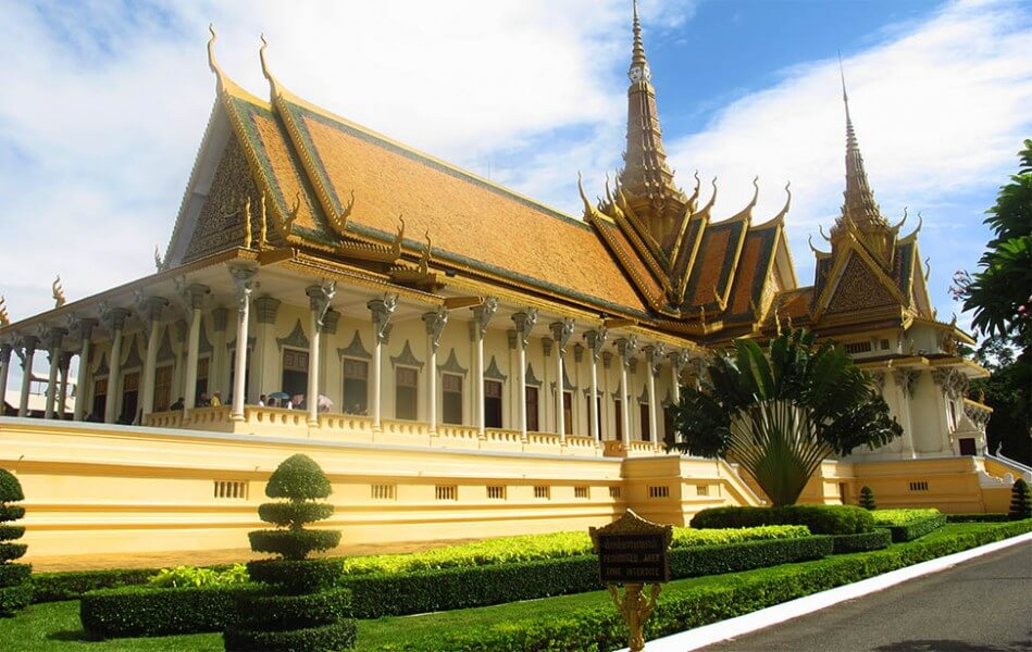 Cruising on the Mekong, from Cambodia to Vietnam 10 Days/9 Nights