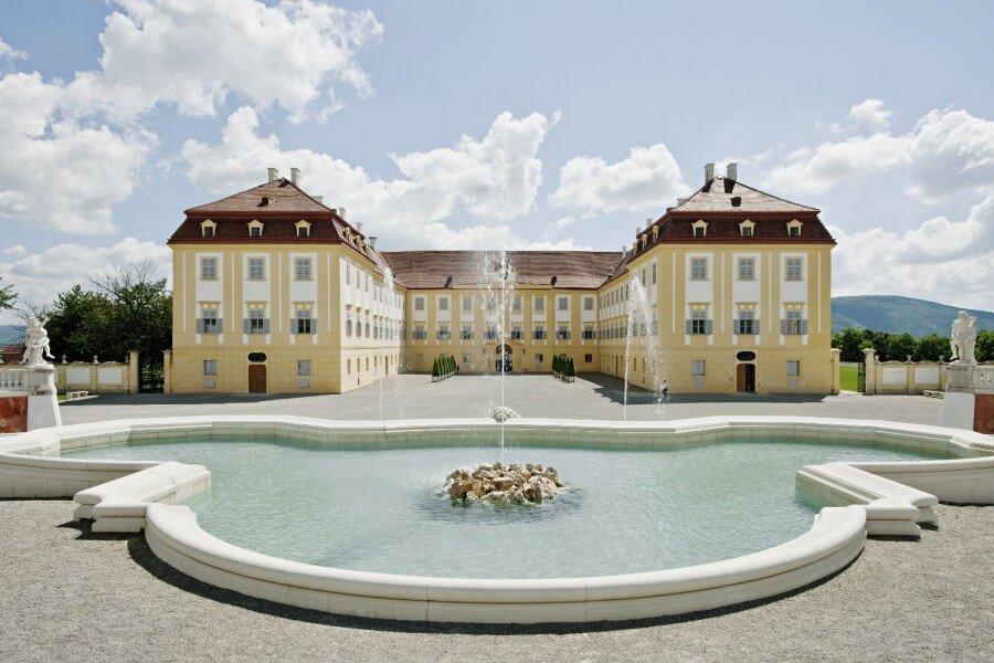 Devín and Schlosshof