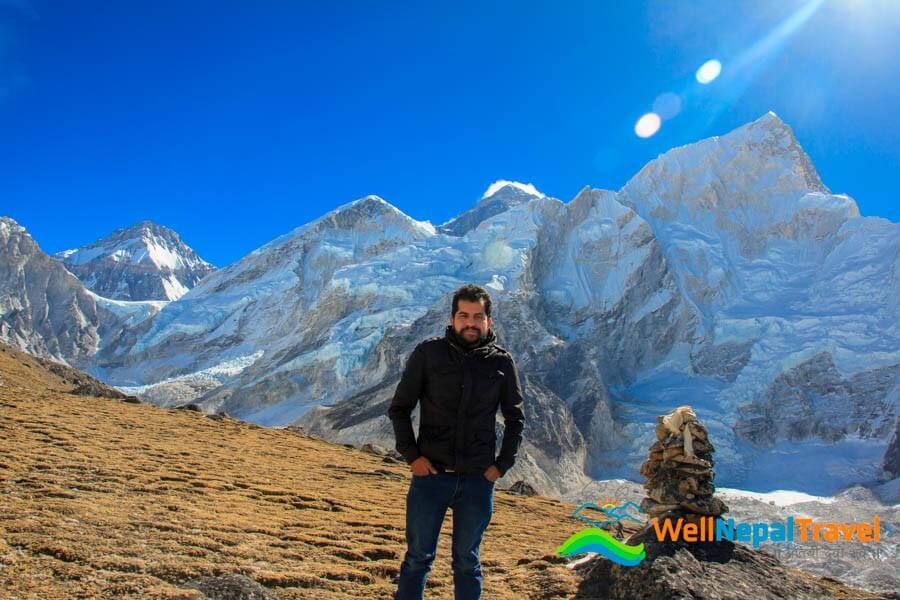 14 Day Trekking to Mount Everest Base Camp