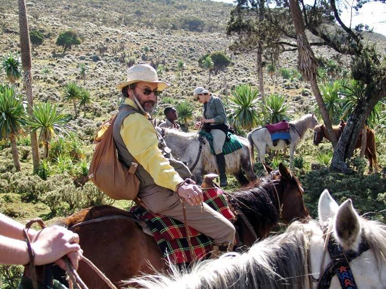 5 days Bale Mountains and Soaf Omar Cave tour