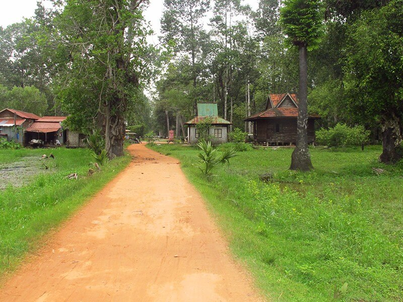 Cambodia cycling and trekking 5 Days/4 Nights