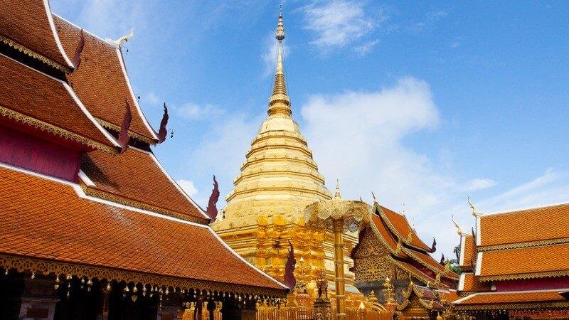 6 Days 5 Nights Around Thailand