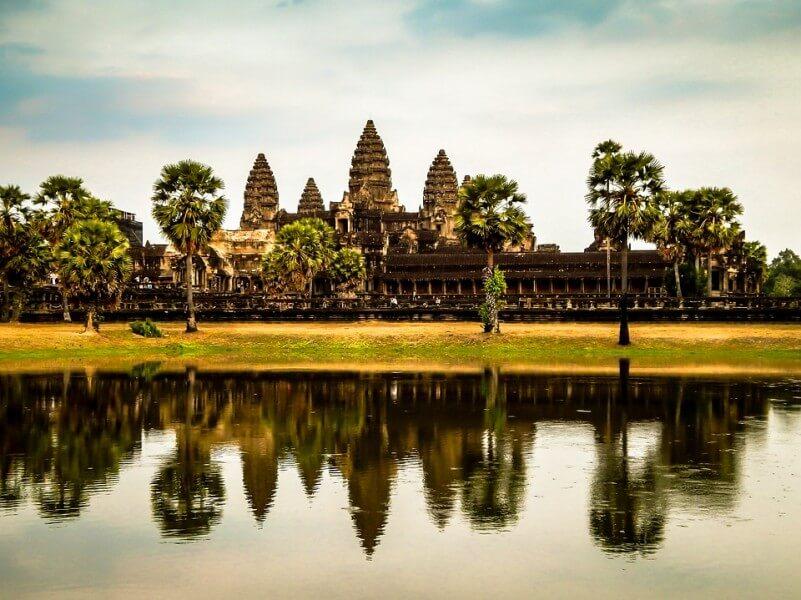 Classic Cambodia