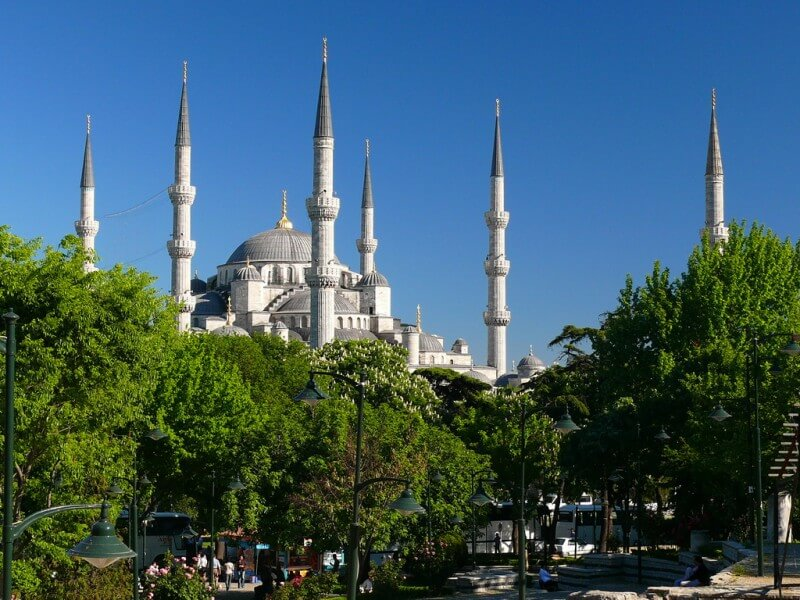 4 Days Istanbul Cappadocia (Inc.Balloon)