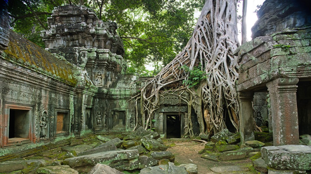 Siem Reap- Full Day Temple T