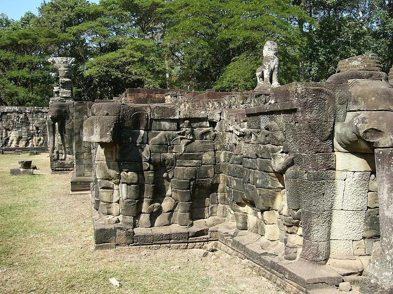 5 Days to Angkor Wat- Kulen National Park-1000 Lingas River