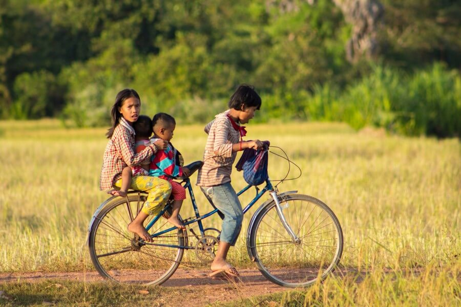 Discover the Gems of Cambodia on Wheels in 6 Days