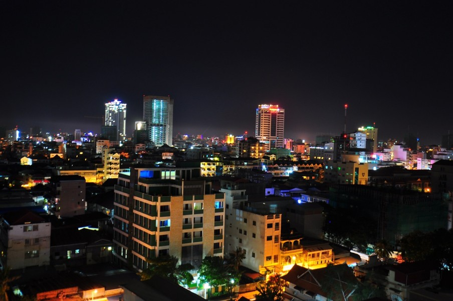 Nature and Wildlife Cambodia