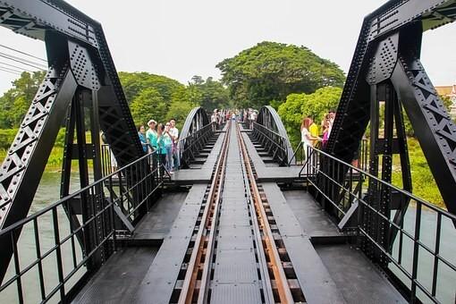 Bangkok – River Kwai