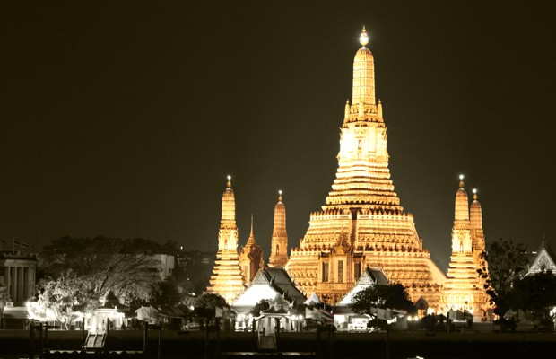 Thailand Honeymoon Bangkok and Hua Hin 7 days