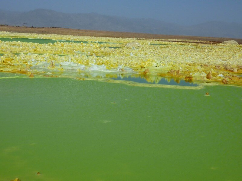 16 days Historic Route by Surface with Danakil depression