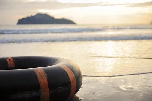 Beach relax at Hua Hin