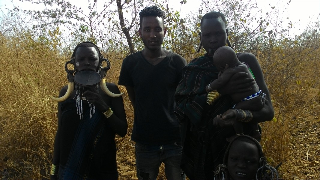 1 week Cultural Tour of the Southern Ethiopia by flight