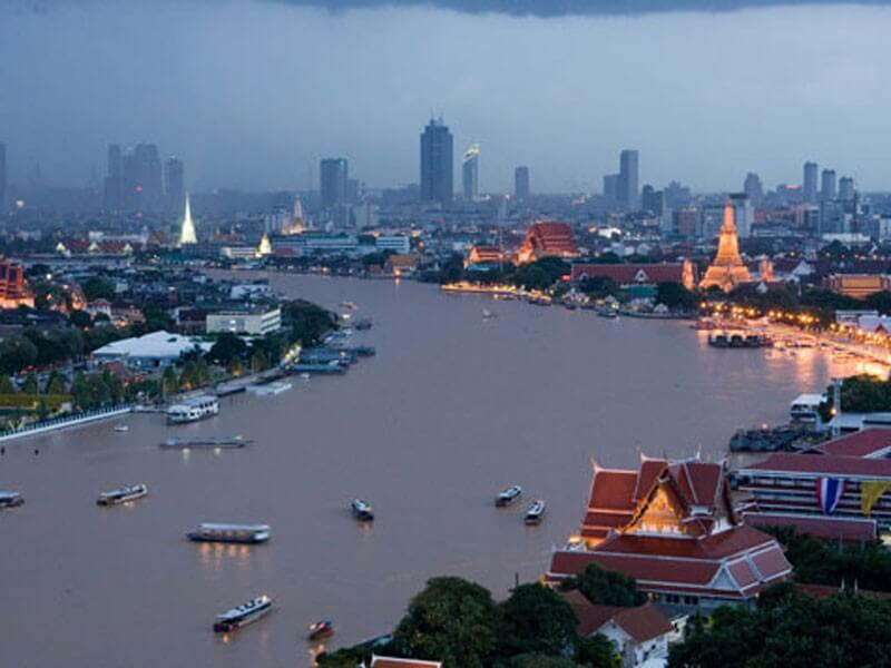 "6 Days / 5 Nights in The City of Angels ""Bangkok"""