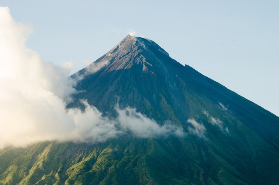 Mount Mayon Adventure