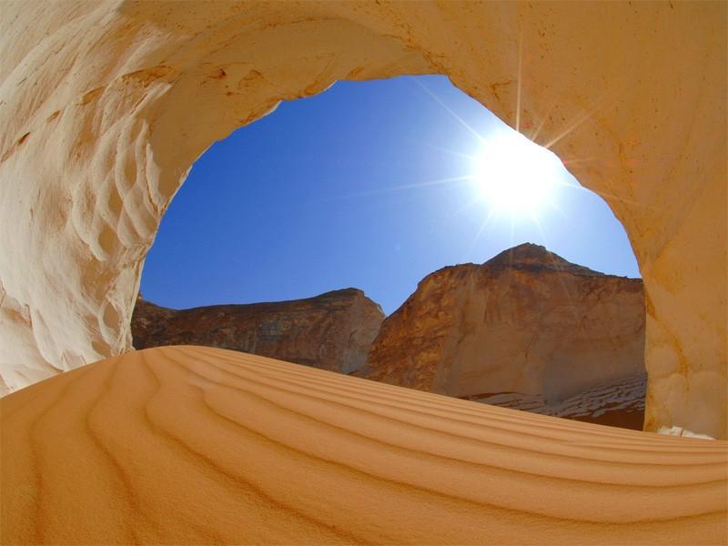 Pyramids & Bahariya Oasis