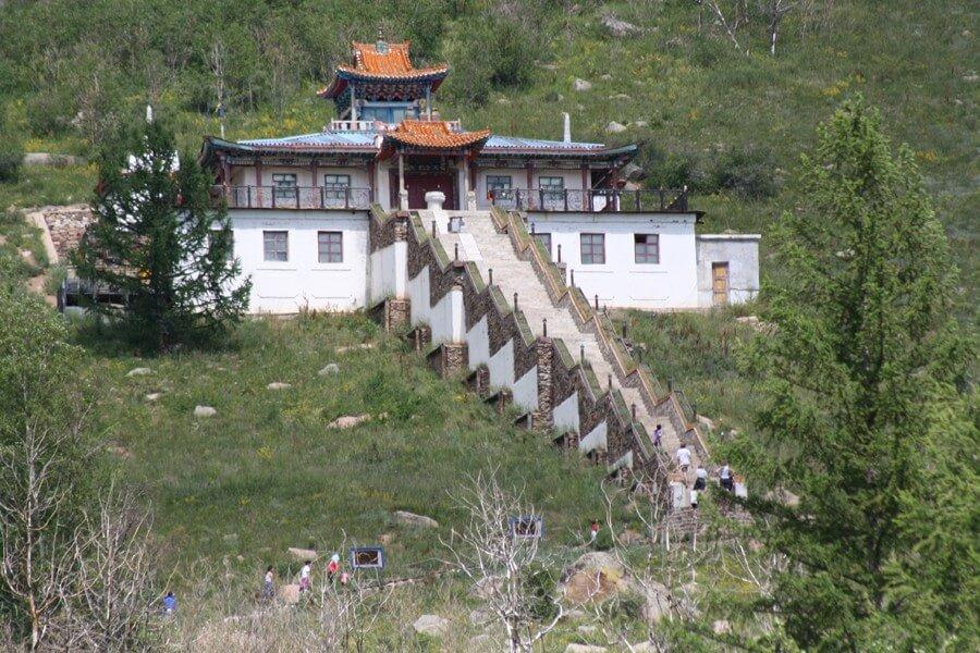 Mongolia Luxury Travel with Terelj National Park